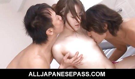 Haarige asiatische neue fickfilme Büro-Mädchen-Orgasmen