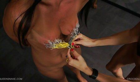 Karamell bekommt einen Riemen von Nicole Douglas neue pornos gratis